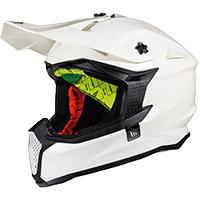 Mt Helmets Falcon Solid A0 Bianco