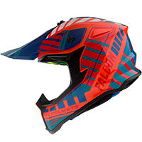 Casco Mt Helmets Falcon Energy B14 Arancio