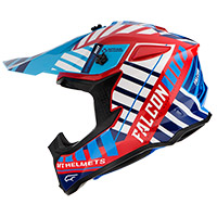 Mt Helmets Falcon Energy B5 Helmet Red