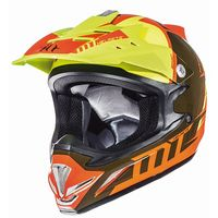 Mt Helmets Mx2 Spec Kid Orange Kid