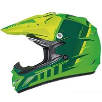Mt Helmets Mx2 Spec Kid Green Kid
