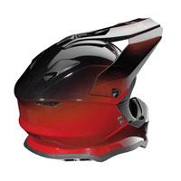 Nolan N53 Fade Rosso