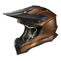 Nolan N53 Smart Scratched Flat Copper