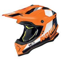 Nolan N53 Kickback Led Orange Matt
