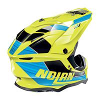 Nolan N53 Kickback Led Yellow