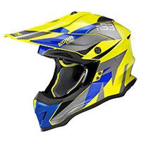 Nolan N53 Portland led yellow blue