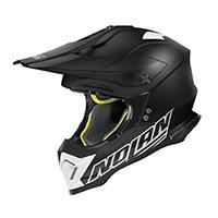 Nolan N53 Vultur Offroad Helmet Black White