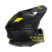 Nolan N53 Vultur Offroad Helmet Black Yellow