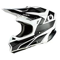 O Neal 10 Srs Hyperlite Compact Helmet Black White