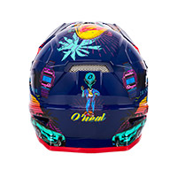 O Neal 1srs Rex Multi Youth Helmet Black Kinder
