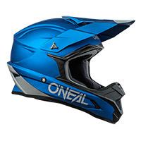 Casco O Neal 1 Srs Solid Blu