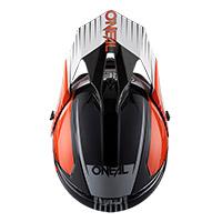O Neal 1srs Stream Youth Helmet Black Orange Kinder
