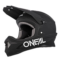 O Neal 1srs Solid Youth Helmet Black Kid