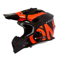 O'neal 2 Series Rl Slick Helmet Black Orange