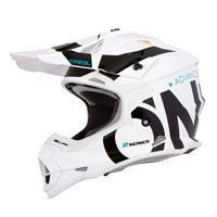 O'neal 2 Series Rl Slick Helmet White Black