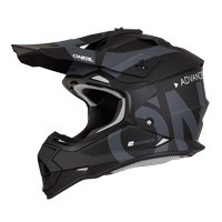 O'neal 2 Series Rl Slick Helmet Black Gray