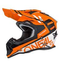 O'neal 2 Series Rl Spyde Helmet Orange White