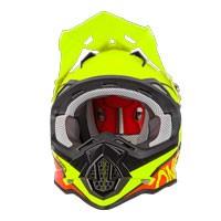 O'neal 2 Series Rl Spyde Helmet Black Red Yellow