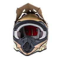 O'neal 2 Series Rl Spyde Helmet Gold Sand