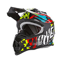 O Neal 2srs Youth Wild Helmet Multi Kinder