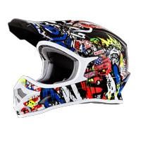 O'neal 3 Series Rancid Helmet Multicolor