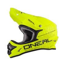 O'neal 3 Series Flat Helmet Yellow Hi Viz