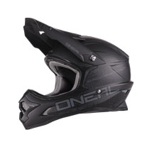 O'neal Casco 3 Series Flat Nero