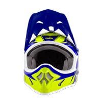 O'neal Casco 3 Series Fuel Blu Giallo