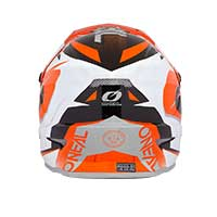 O'neal 3 Series Casque Riff 2019 Orange