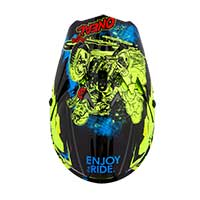 O'neal 3 Series Villain 2019 Helmet Neon Yellow