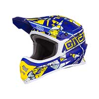 O'neal 3 Series Zen 2019 Helmet Blue