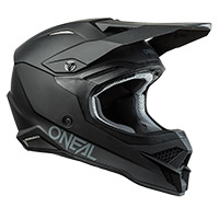 Casco O Neal 3srs Solid Nero