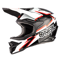 Casque O Neal 3srs Voltage Noir Blanc