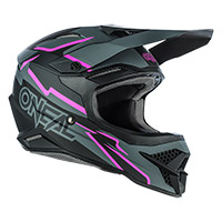 Casque O Neal 3srs Voltage Noir Rose