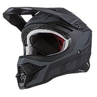 O'neal 3srs Fidlock® Hybrid Helmet Black Gray