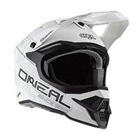 Casco O'neal 3srs Flat 2.0 Bianco