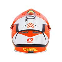 O'neal 5 Series Trace 2019 Helmet White Orange