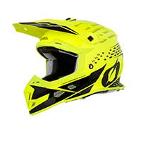 O'neal 5 Series Trace 2019 Helmet Black Neon Yellow