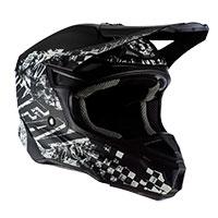Casco O'neal 5srs Polyacrylite Rider Nero Bianco