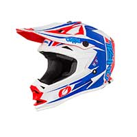 O'neal 7 Series Strain 2019 Helmet Blue Red