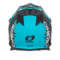 O'neal Casco 7 Series Strain 2019 Teal Nero
