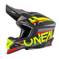 O'neal 8 Series Aggressor Helmet Black Hi-viz