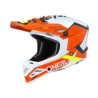 O'neal 8 Series Casque Blizzard 2019 Orange