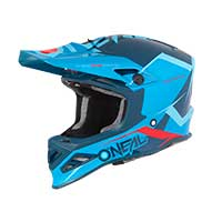 O'neal 8 Series Casque Blizzard 2019 Bleu