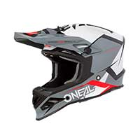 O'neal 8 Series Casque Blizzard 2019 Gris