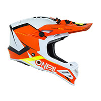 O Neal 8srs Youth Blizzard Helmet Orange Kinder