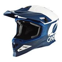 Casco Offroad O'neal 8srs 2t Blu