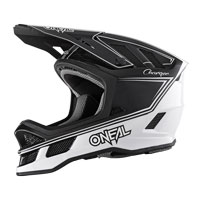 O'neal Casco Blade Charger Nero Bianco