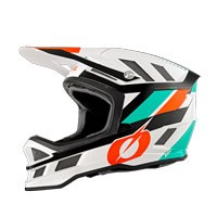 O'neal Blade Synapse Helmet White Orange