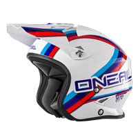 O'neal Slat Circuit Helmet White